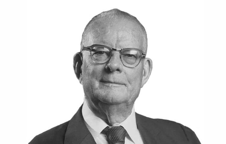 Dr W. Edwards Deming (source: United States Central Bureau) - Demign was responsible for improving organisational performance through PRINT